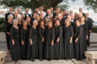Choral Society Performs 'Music, By George!'