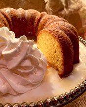 celebrate ladys island rum cake