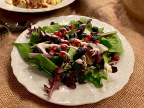 celebrate winter salad