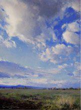 'Landscape with a Limited Palette' Workshop