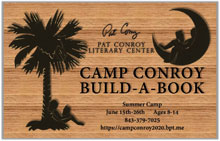 Registration Open for 3rd Annual Camp Conroy