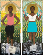 What It Means To Be Free: Art by Women of Color