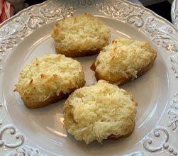 celebrate coconut bread