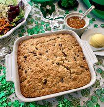 celebrate irish soda bread