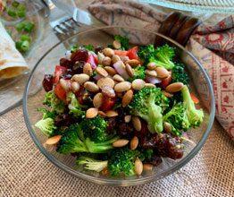 celebrate mexican broccoli salad