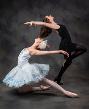 Classical Meets Contemporary in 'Terpsichore'
