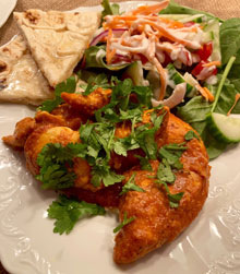 celebrate chicken tikka masala