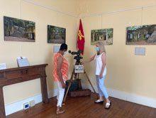 Beaufort History Museum Opens Fort Fremont Exhibit