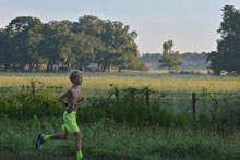 12-Year-Old Wins 50-Mile Endurance Race