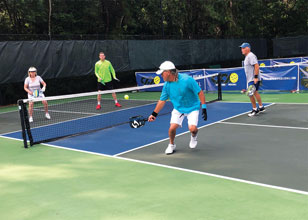 The Popularity of Pickleball