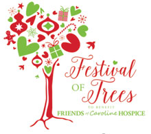 A Festively Safe Festival of Trees