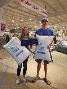 FWDG Celebrates High School Grads with Free Pillows