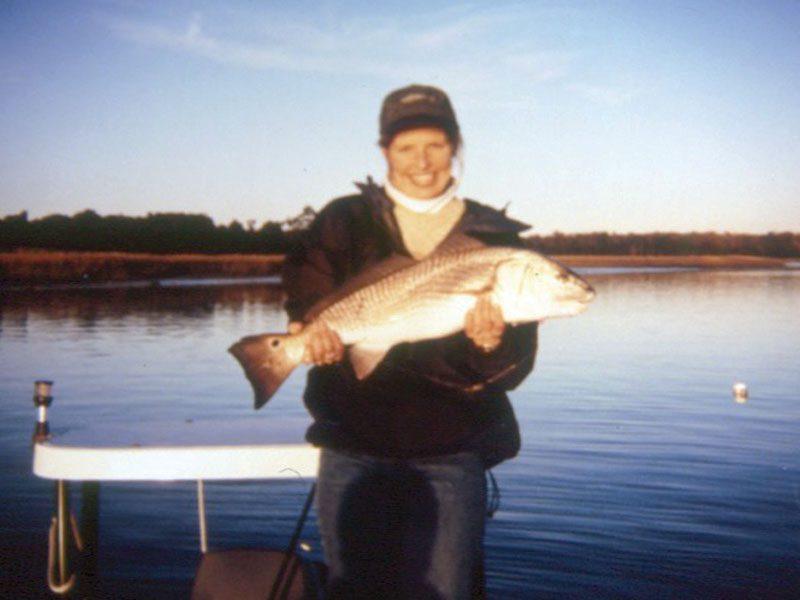 Redfish and Bluebird Days