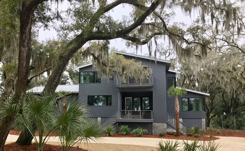 Beaufort Spring Architect's Tour Features Contemporary Homes