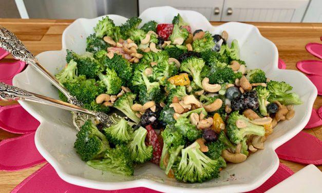 Super Springtime Salads