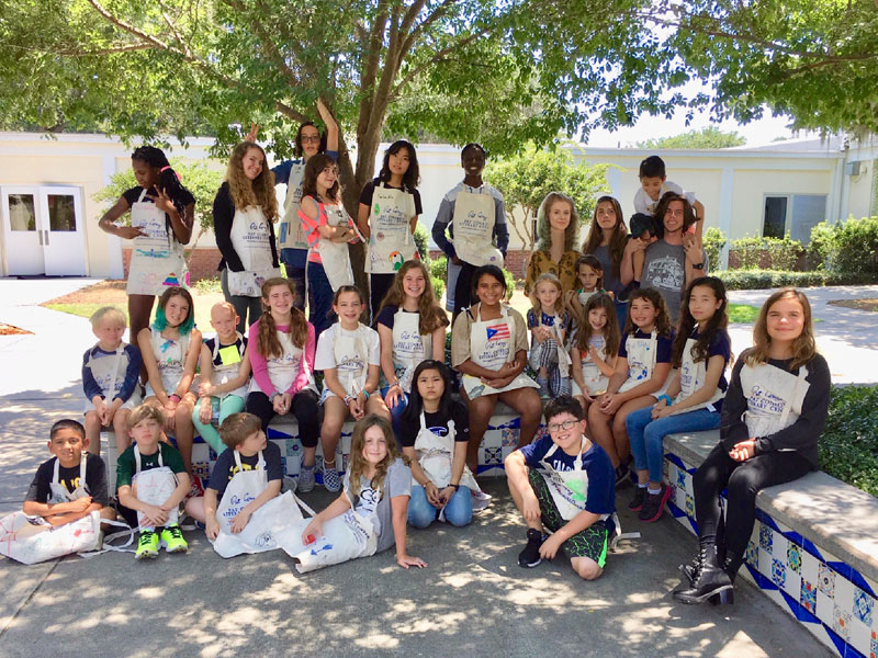 Camp Conroy for Young Writers and Artists