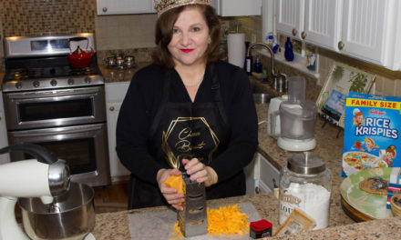 The Cheese Biscuit Queen
