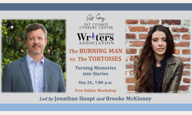 May Workshops Hosted by the Conroy Center