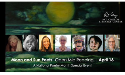 Moon and Sun Poets Host Reading