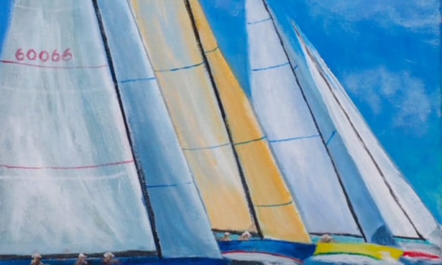 "Artist's ""Journey"" Featured at BAA Gallery"