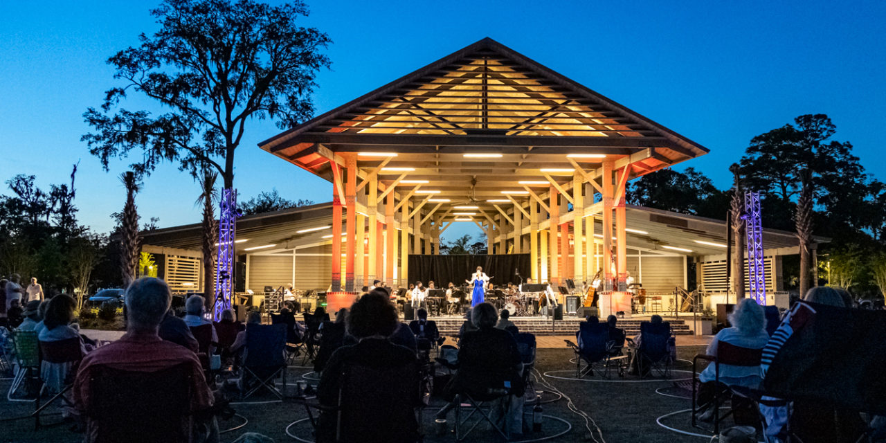 HHSO Performs Pops in the Park