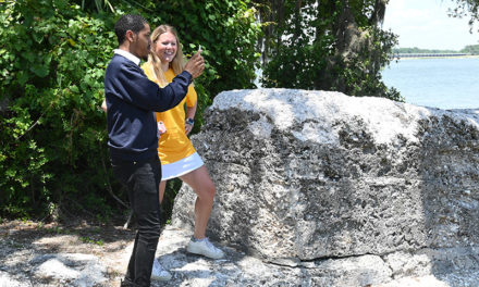New App Brings Beaufort History to Life