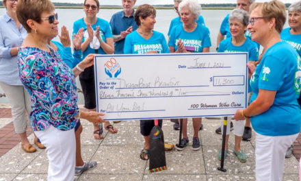 100 Women Who Care (About Dragon Boat Beaufort)