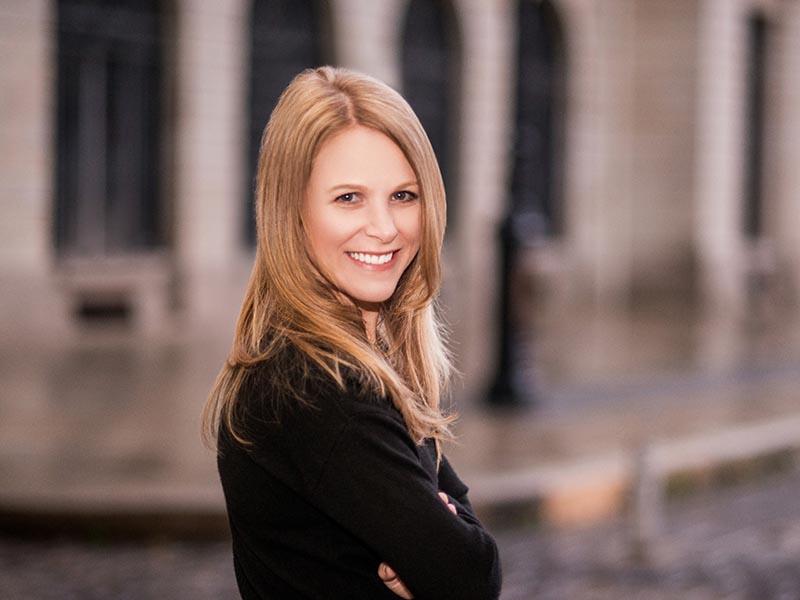 Conroy Center Hosts NYT Bestselling Novelist Kristin Harmel