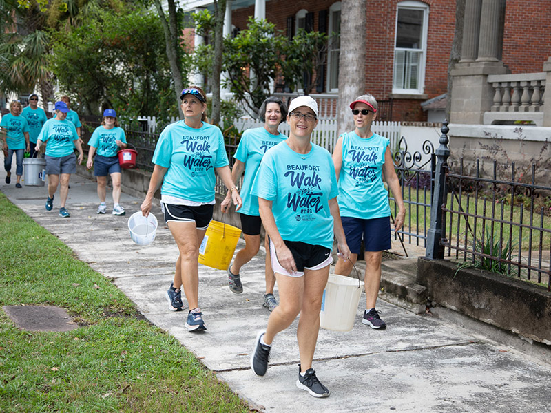 Walk For Water Set for October