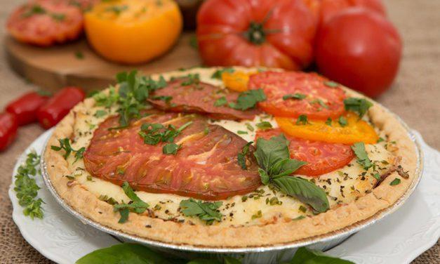 Beaufort Tomato Pie