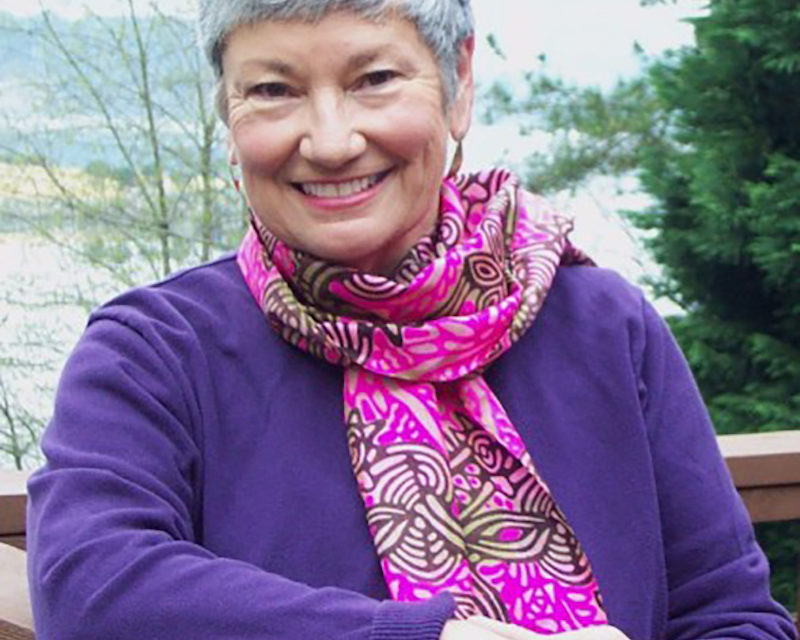 Conroy Center Hosts Mystery Novelist Linda Lovely