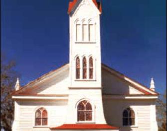 Tour Six Historic Beaufort Churches